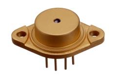 Oku bezpečné laserové diody s vysokým výkonem