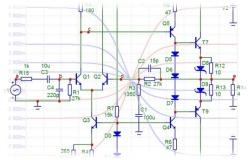 Tranzistorový zvuk a princip vzniku