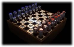 Elektronkové šachy