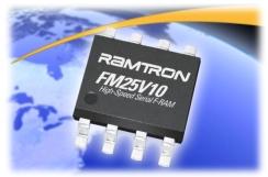 RAMTRON představuje 1Mbit F-RAM