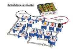EDU 1 Set – Elektronická stavebnice na magnetickém principu